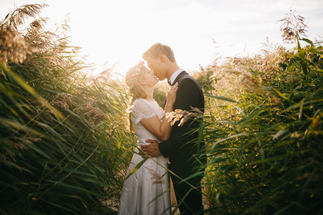 Elopement in campagna