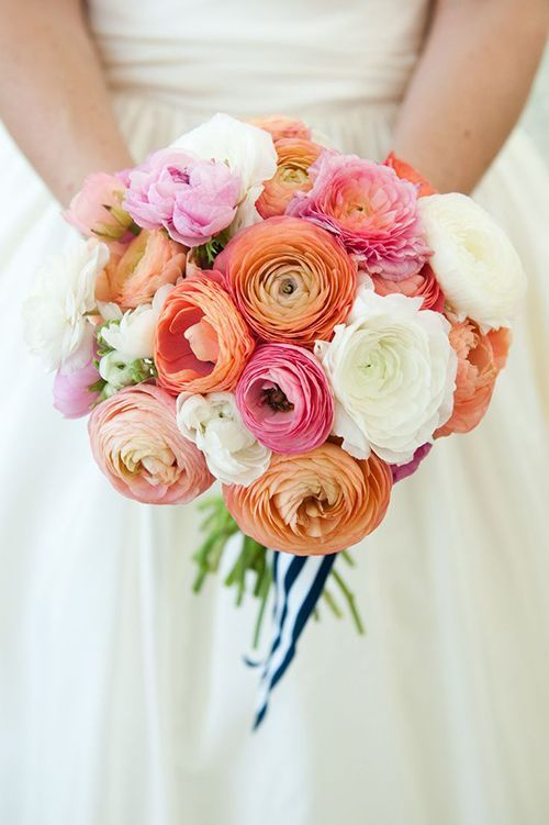 bouquet sposa primaverile