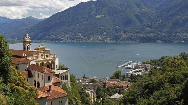 location lago maggiore