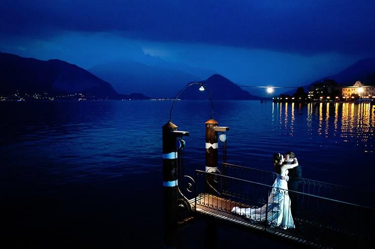 nozze sul lago maggiore